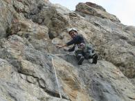 Prima uscita meteo così così al monte Bianco..si va a Briancon!!