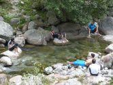 Bagno nel fiume...perchè no??!!!